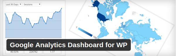 Google Analytics Widget