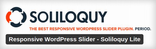Soliloquy WordPress Slider Widget