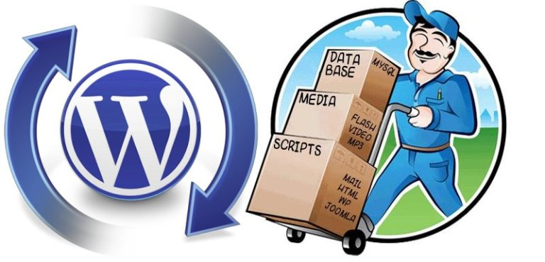 wordpress-site-migration
